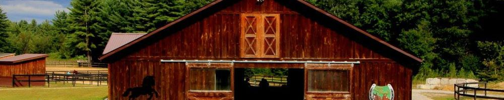 Front Of Barn 1000x400w